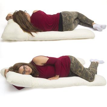 Costway U Shape Total Body Pillow Pregnancy Maternity Comfort Support Cushion Sleep