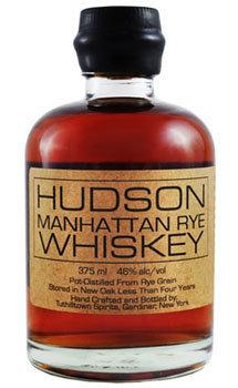 Hudson Rye Whiskey Manhattan