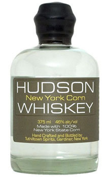 Hudson Corn Whiskey New York