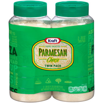 Kraft Grated Parmesan Cheese
