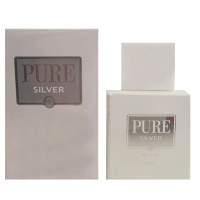 Pure Silver By Karen Low 3.4 oz / 100 ml Eau De Toilette