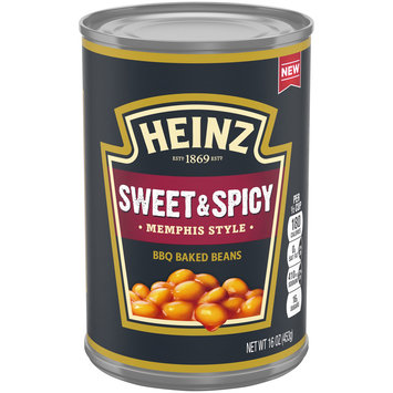 Heinz Memphis Style Sweet & Spicy BBQ Baked Beans