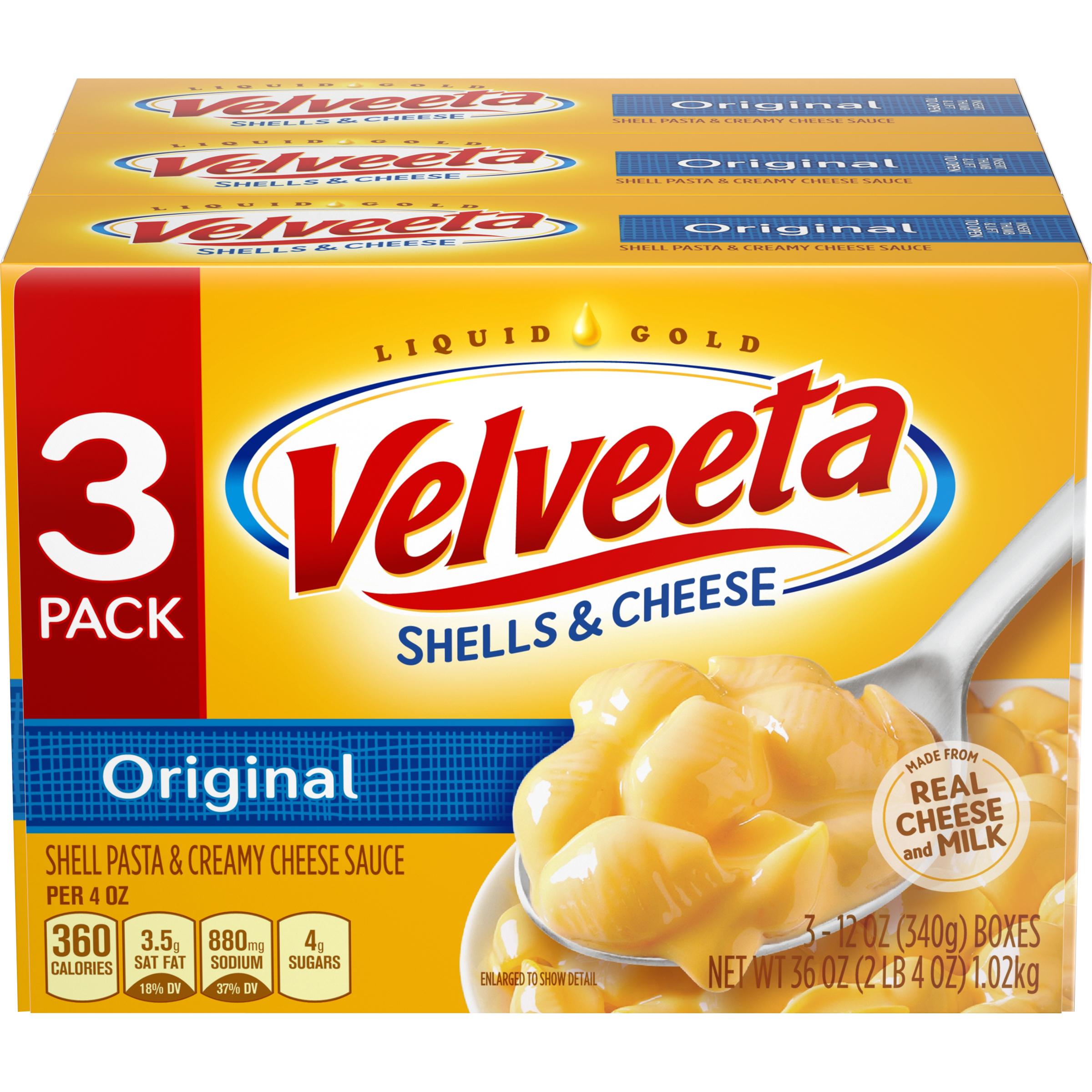 Velveeta Original Shells & Cheese Dinner