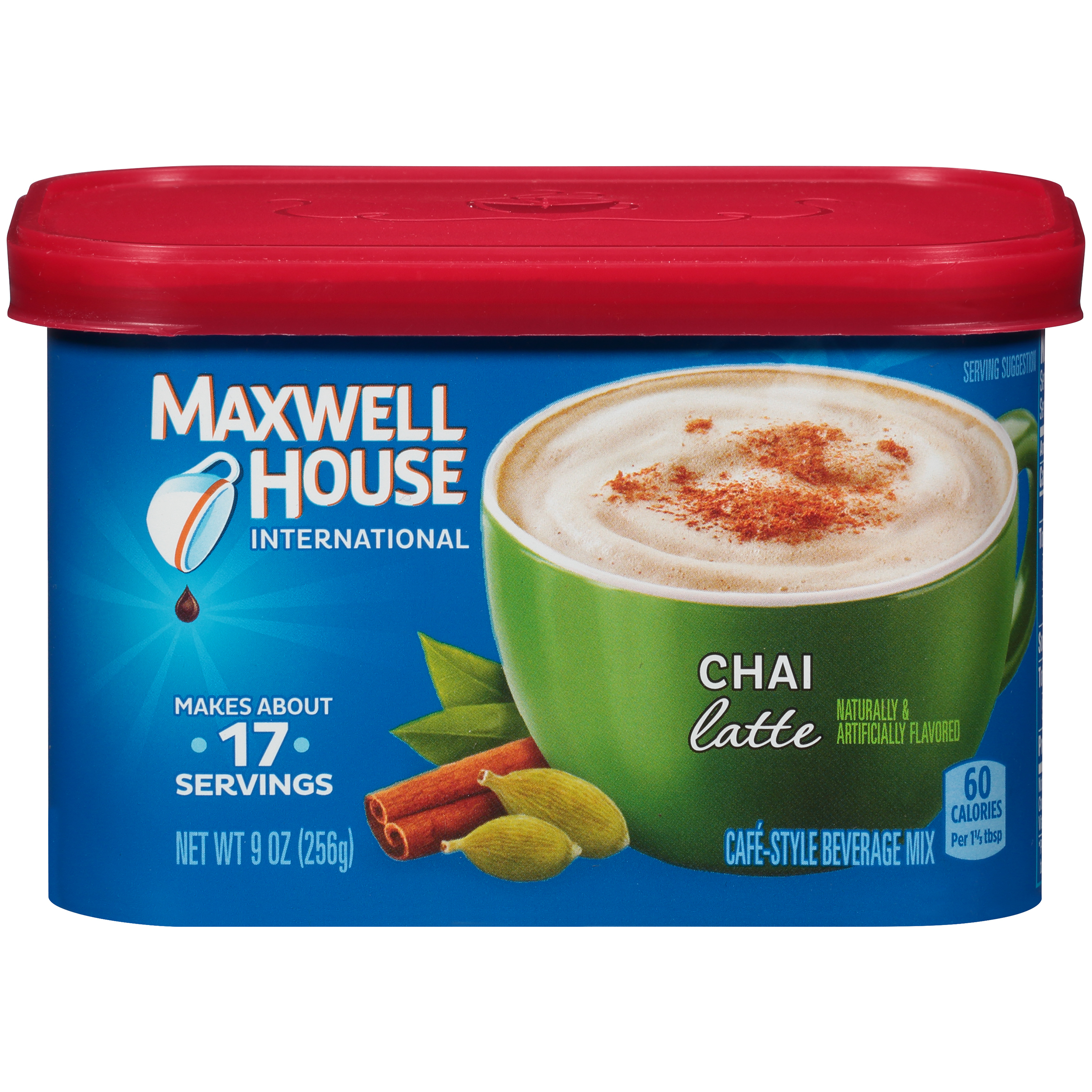 Maxwell House International Chai Latte Coffee