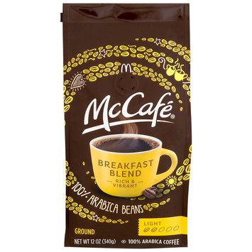 McCafe Breakfast Blend Ground Coffee