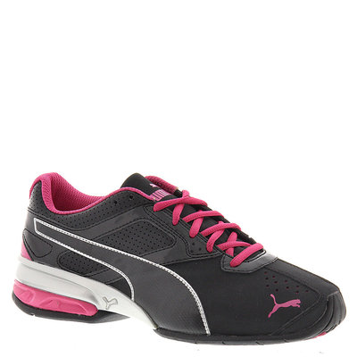 PUMA Tazon 6 FM Women's Running Shoes, Size: 8, Black