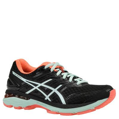 Women's Asics Gt-2000 5 Running Shoe, Size 7 M - Black