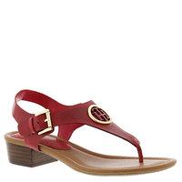 Tommy Hilfiger Kandes Block-Heel Thong Sandals Women's Shoes