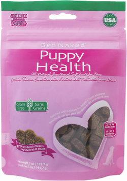 Get Naked Puppy Health Soft Dog Treats Chicken Flavor