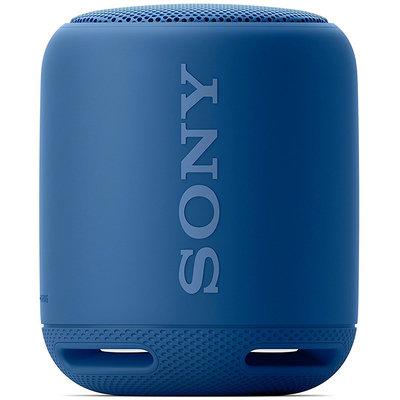 Sony Blue Portable Wireless Bluetooth Speaker
