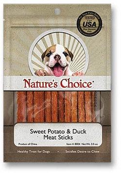 Loving Pets Nature's Choice Sweet Potato & Duck Meat Sticks 2oz