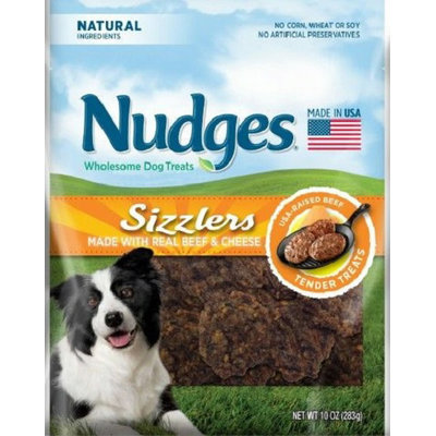 Tyson Nudges Sizzlers Beef & Cheese 10oz