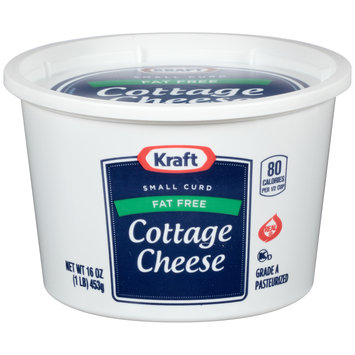 Kraft Small Curd Fat-Free Cottage Cheese