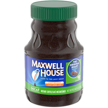 Maxwell House Original Decaf Instant Coffee