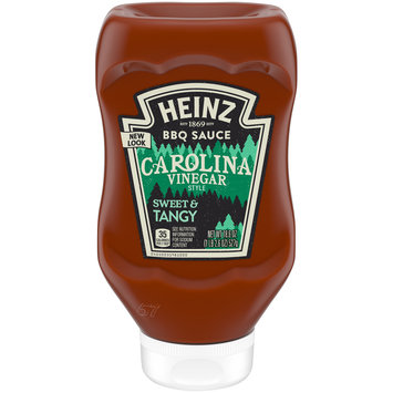 Heinz Carolina Vinegar Style Tangy BBQ Sauce