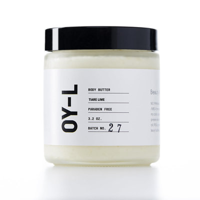 Oy-l Scented Body ButterTiare Lime