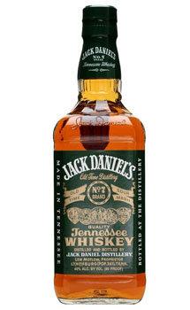 Jack Daniel's Whiskey Green Label