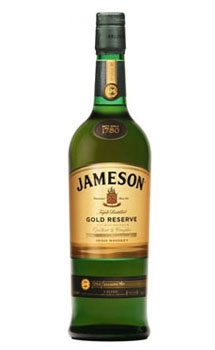 Jameson Irish Whiskey Gold Reserve