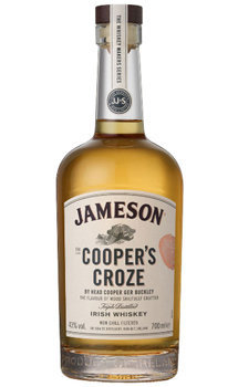 Jameson Irish Whiskey the Cooper's Croze