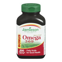 Jamieson Omega 3-6-9 Bonus Pack