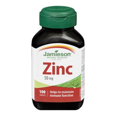 Jamieson Zinc 50 mg