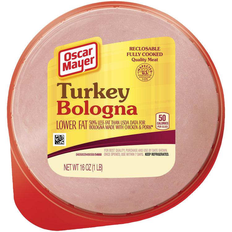 Oscar Mayer Turkey Bologna
