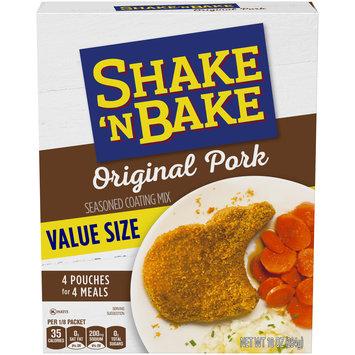 Shake 'N Bake Original Recipe Pork Seasoned Coating Mix