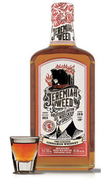 Jeremiah Weed Whiskey Cinnamon