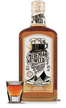 Jeremiah Weed Whiskey Sarsaparilla