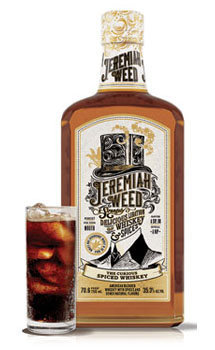 Jeremiah Weed Whiskey Spiced