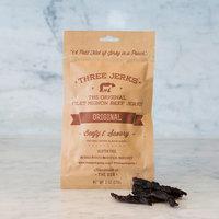 Three Jerks Original Flavor, Beef & Savory