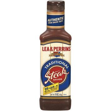 Lea & Perrins Traditional Steak Sauce