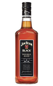 Jim Beam Bourbon Black 8 Year Double Aged