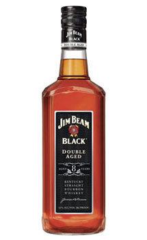 Jim Beam Bourbon Black 8 Year Double Aged