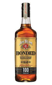 Jim Beam Bourbon Bonded