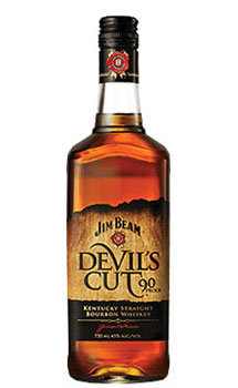 Jim Beam Bourbon Devil's Cut 90