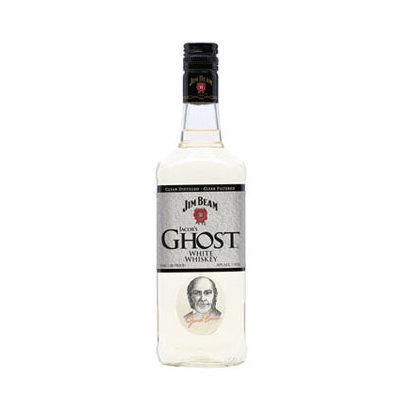 Jim Beam White Whiskey Jacob's Ghost