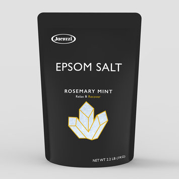 Jacuzzi® Epsom Salt, Rosemary Mint