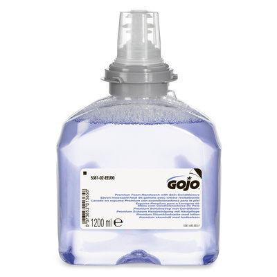 GOJO® Premium Foam Handwash with Skin Conditioners