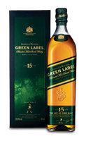 Johnnie Walker Green Label Scotch
