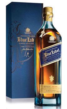 Johnnie Walker Blue Label Scotch