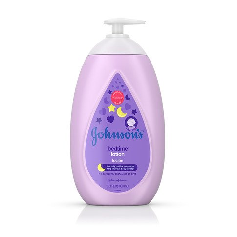 Johnson's Baby Bedtime® Baby Lotion