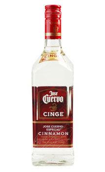 Jose Cuervo Cinge Especial Cinnamon