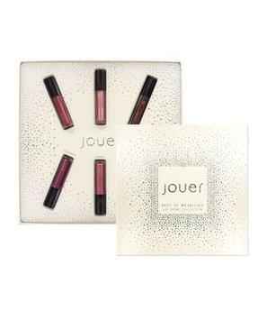 Jouer Best Of Metallics Mini Long-Wear Lip Creme Liquid Lipstick Collection - No Color
