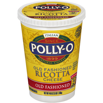Polly-O Old Fashioned Whole Milk Ricotta Cheese