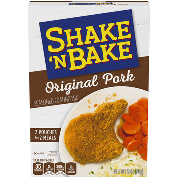 Shake 'N Bake Original Pork Seasoned Coating Mix