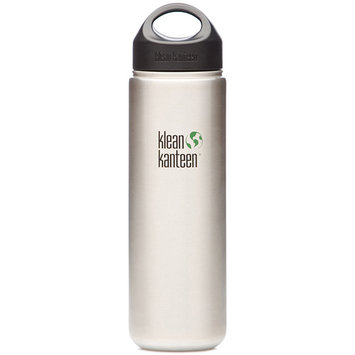 Klean Kanteen Wide 27 oz. Bottle with Stainless Loop Cap