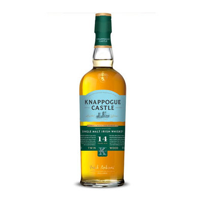 Knappogue Castle Irish Whisky Single Malt 14 Year Twin Wood