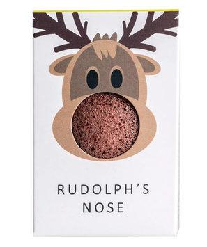 Konjac Sponges Christmas Konjac Mini Rudolph Sponge