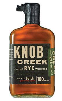 Knob Creek Rye Whiskey Small Batch